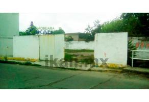 Foto de terreno habitacional en venta en zacatecas 330, manuel ávila camacho, poza rica de hidalgo, veracruz de ignacio de la llave, 0 No. 01