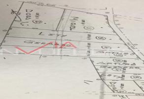 Foto de terreno habitacional en venta en  , zacatecas, pesquería, nuevo león, 13980427 No. 01