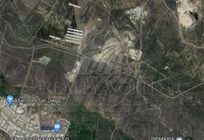 Foto de terreno habitacional en venta en  , zacatecas, pesquería, nuevo león, 17330947 No. 01