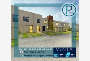 Foto de casa en venta en zákia 15, zakia, el marqués, querétaro, 0 No. 01