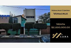 Foto de casa en venta en zamora 1581, veracruz centro, veracruz, veracruz de ignacio de la llave, 0 No. 01