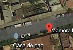 Foto de terreno habitacional en venta en zamora , olivar de los padres, álvaro obregón, df / cdmx, 0 No. 01