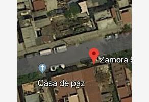 Foto de terreno habitacional en venta en zamora , olivar de los padres, álvaro obregón, df / cdmx, 17419592 No. 01