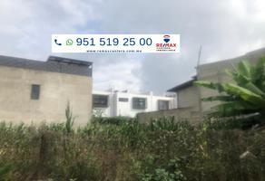 Foto de terreno habitacional en venta en zanatepec , nuevo méxico, san jacinto amilpas, oaxaca, 18149336 No. 01