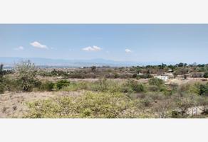 Foto de terreno habitacional en venta en zaragoza 0, san pablo etla, san pablo etla, oaxaca, 7306617 No. 01