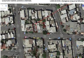 Foto de casa en venta en zaragoza 12, santa catarina centro, santa catarina, nuevo león, 12156531 No. 01