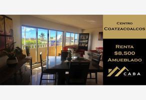 Foto de departamento en renta en zaragoza 1307, coatzacoalcos centro, coatzacoalcos, veracruz de ignacio de la llave, 0 No. 01