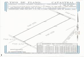 Foto de terreno habitacional en venta en  , zaragoza, juárez, chihuahua, 0 No. 01
