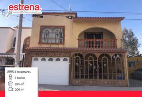 Foto de casa en venta en  , zaragoza, juárez, chihuahua, 19089323 No. 01
