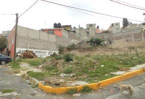 Foto de terreno habitacional en venta en zaragoza , la mora, ecatepec de morelos, méxico, 15616577 No. 01