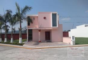 Foto de casa en venta en zaragoza , la peñuela, amatlán de los reyes, veracruz de ignacio de la llave, 0 No. 01