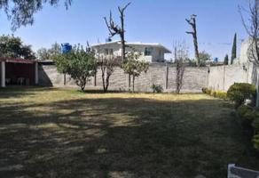 Foto de terreno habitacional en venta en zaragoza , san andrés chiautla centro, chiautla, méxico, 0 No. 01