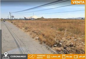 Foto de terreno habitacional en venta en zaragoza , san francisco ocotlán, coronango, puebla, 19865861 No. 01