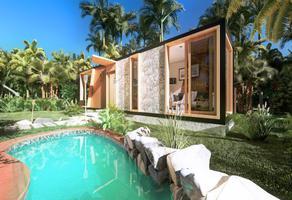 Foto de terreno habitacional en venta en  , zazil ha, solidaridad, quintana roo, 18506729 No. 01
