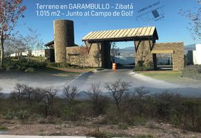 Foto de terreno habitacional en venta en zibata , fraccionamiento piamonte, el marqués, querétaro, 18481497 No. 01