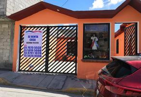 Foto de casa en renta en zinancatepec , solidaridad 3ra. sección, tultitlán, méxico, 0 No. 01