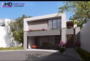 Foto de casa en venta en  , zona bosques del valle, san pedro garza garcía, nuevo león, 13868897 No. 01