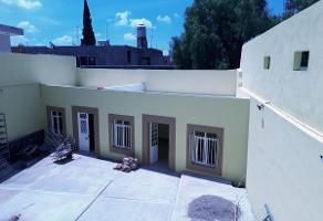 Foto de casa en renta en  , zona centro, aguascalientes, aguascalientes, 6004397 No. 01