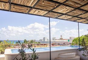 Foto de edificio en venta en zona centro , playa del carmen centro, solidaridad, quintana roo, 0 No. 01
