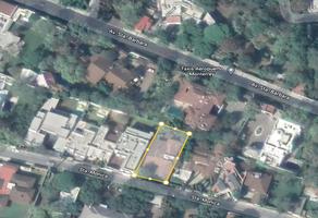 Foto de terreno habitacional en venta en  , zona de los callejones, san pedro garza garcía, nuevo león, 18627606 No. 01