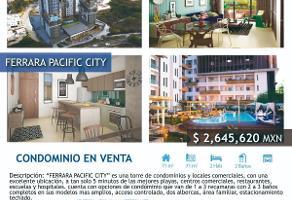Foto de departamento en venta en  , zona dorada, mazatlán, sinaloa, 17947789 No. 01