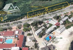 Foto de terreno habitacional en venta en  , zona hotelera, benito juárez, quintana roo, 15151894 No. 01