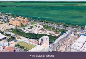 Foto de terreno habitacional en venta en  , zona hotelera, benito juárez, quintana roo, 15855386 No. 01