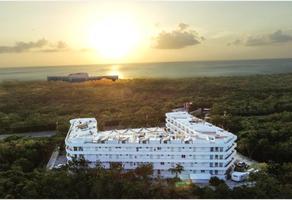 Foto de departamento en venta en zona hotelera sur kilometro 7.6 , zona hotelera sur, cozumel, quintana roo, 20186360 No. 01
