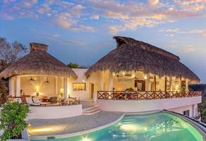 Foto de casa en venta en zona hotelera tangolunda , bahías de huatulco, santa maría huatulco, oaxaca, 0 No. 01
