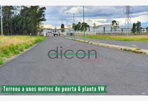 Foto de terreno habitacional en venta en zona industrial 1, san lorenzo almecatla, cuautlancingo, puebla, 0 No. 01