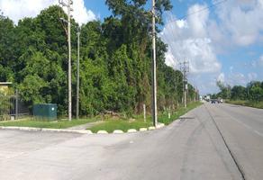 Foto de terreno comercial en venta en zona industrial, puerto morelos, quintana roo , ramonal zona maya, felipe carrillo puerto, quintana roo, 19533168 No. 01