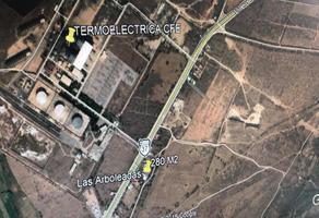 Foto de terreno habitacional en venta en  , zona industrial, san luis potosí, san luis potosí, 11847568 No. 01