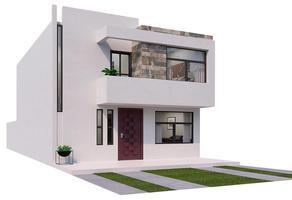 Foto de casa en venta en  , zona industrial, san luis potosí, san luis potosí, 17634536 No. 01