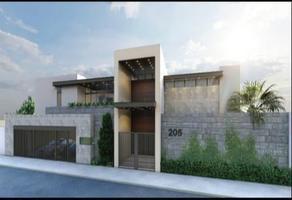 Foto de casa en venta en  , zona pedregal del valle, san pedro garza garcía, nuevo león, 18447439 No. 01