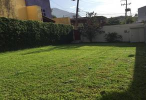 Foto de terreno habitacional en renta en  , zona tampiquito, san pedro garza garcía, nuevo león, 18438834 No. 01