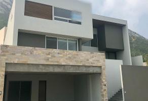 Foto de casa en venta en  , zona valle poniente, san pedro garza garcía, nuevo león, 13832527 No. 01