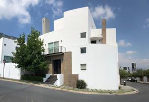 Foto de casa en renta en  , zona valle poniente, san pedro garza garcía, nuevo león, 15129467 No. 01