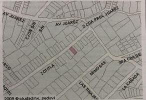 Foto de terreno habitacional en venta en zotitla , abdias garcia soto, cuajimalpa de morelos, df / cdmx, 12223110 No. 01