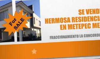 Foto de casa en venta en Lázaro Cárdenas, Metepec, México, 11155387,  no 01