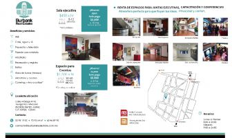Foto de oficina en renta en Insurgentes Mixcoac, Benito Juárez, DF / CDMX, 6235512,  no 01