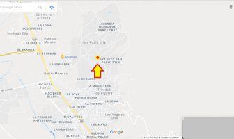 Foto de terreno habitacional en venta en San Pablo Etla, San Pablo Etla, Oaxaca, 5101407,  no 01