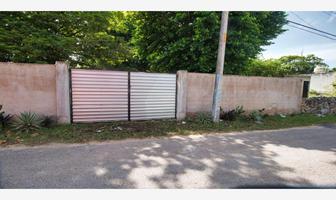 Foto de terreno habitacional en venta en 1 1, izamal, izamal, yucatán, 0 No. 01