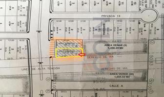 Foto de terreno habitacional en venta en 1 1, las palmas, medellín, veracruz de ignacio de la llave, 17418809 No. 01