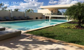 Foto de terreno habitacional en venta en 1 75, temozon norte, mérida, yucatán, 19586055 No. 01