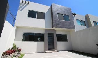 Foto de casa en venta en 1 , burgos, temixco, morelos, 12418974 No. 01