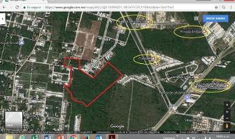 Foto de terreno habitacional en venta en 1 , cholul, mérida, yucatán, 6961051 No. 01