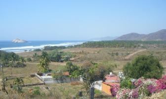 Foto de terreno habitacional en venta en carretera acapulco zihuatanejo 1, papanoa, técpan de galeana, guerrero, 2544629 No. 01