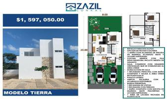 Foto de casa en venta en 10 234, conkal, conkal, yucatán, 0 No. 01