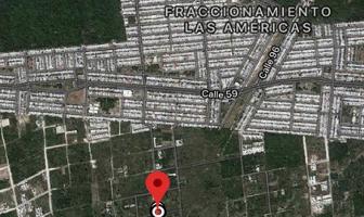 Foto de terreno habitacional en venta en 112 , dzitya, mérida, yucatán, 4292504 No. 01