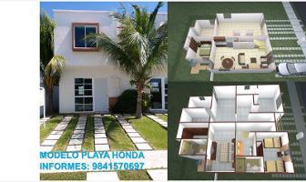 Foto de casa en venta en playa langosta esquina avenida playa azul 1384, playa azul, solidaridad, quintana roo, 2425450 No. 01